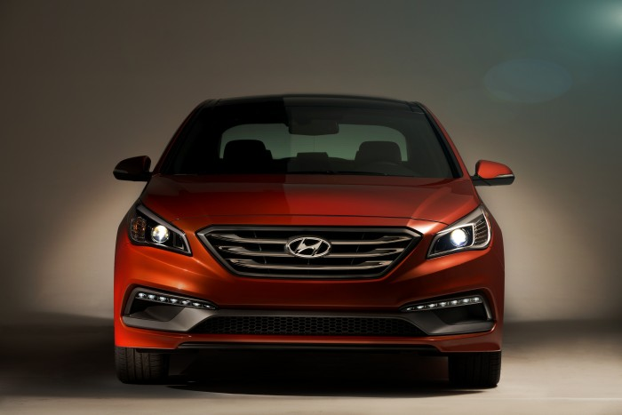 The 2015 Hyundai Sonata was a standout in the Hyundai July 2014 sales report.