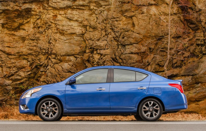 Nissan November Sales