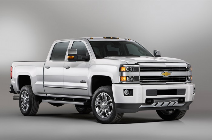 2014 Chevrolet US Sales