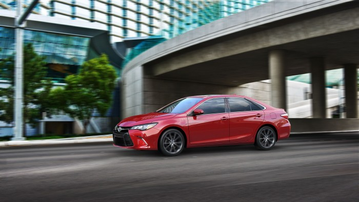 new Camry pricing