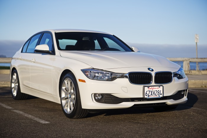 2013 BMW 3 Series Overview