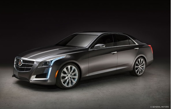 Win A Cadillac Cts With Ebay Motors Sweepstakes The News Wheel
