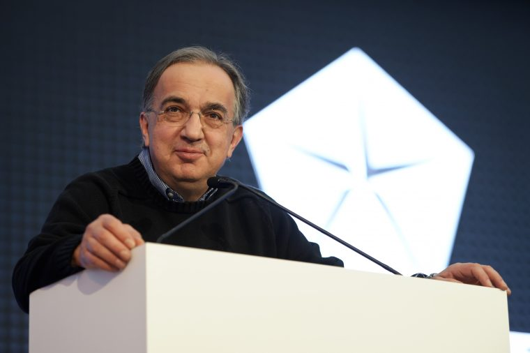 "Sergio Marchionne Is ""Impressed"" with What Elon Musk Has Done"