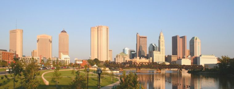 Getting around in Columbus, Ohio