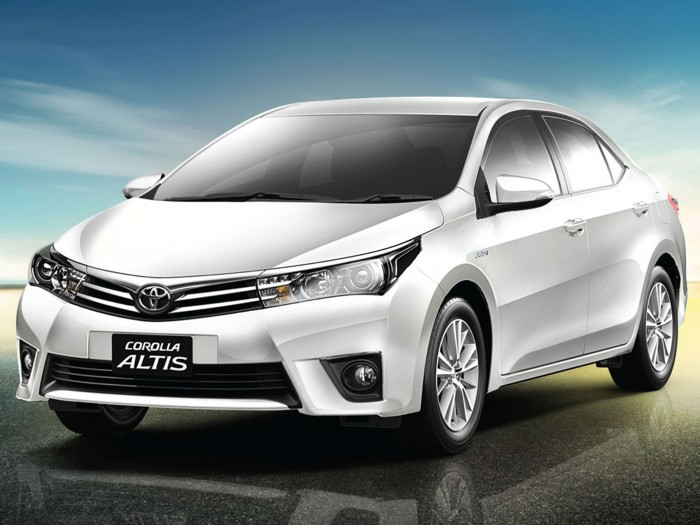 Corolla Altis Contributes to Toyota Corolla Global Sales