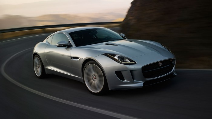 Jaguar F-Type R Coupe | 2014 Road & Track Performance Car of the Year