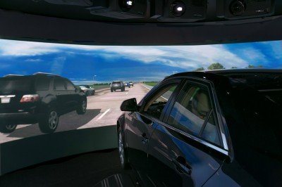 General Motors' Research Driving Simulator