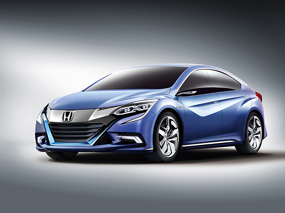 Honda Concept B Hybrid