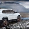 four Jeep design concepts