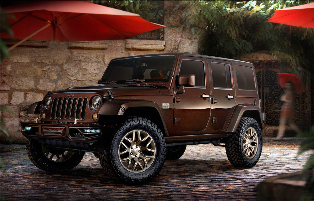 Photos Four Jeep Design Concepts Unveiled At Auto China 2014 The