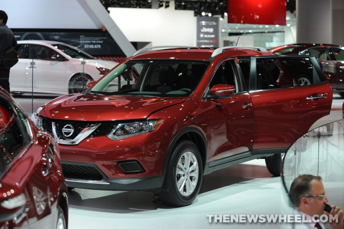 2014 Nissan Rogue | March Nissan Sales