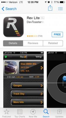 REV App