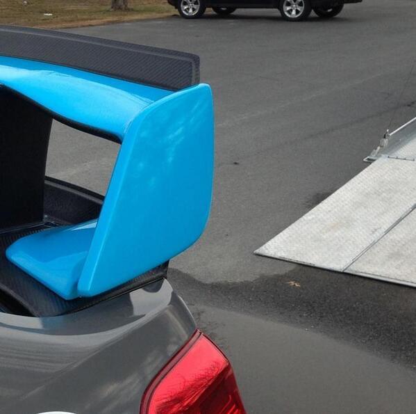 Subaru STI Teaser
