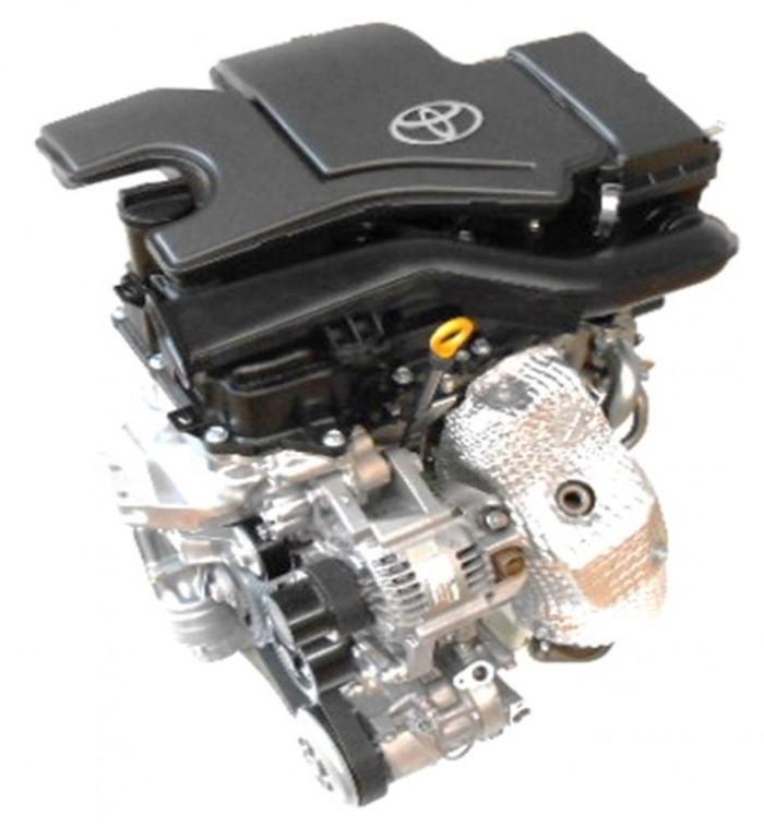 Toyota 1 Liter Gasoline Engine - The News Wheel