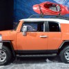 2014 Toyota FJ | Best and Worst 2014 Cars for Visibility