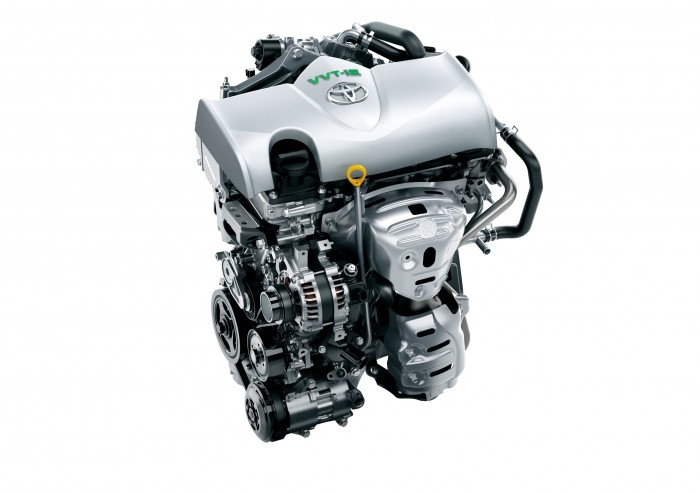 1.3 Liter Atkinson Cycle Toyota engine - The News Wheel