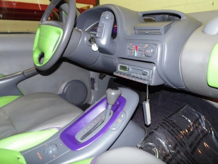 1993 Highlander Concept cabin