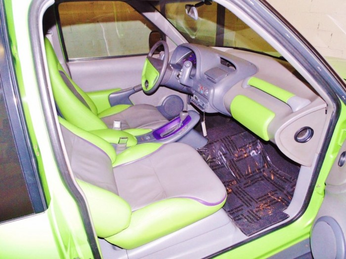 1993 Chevy Highlander Concept interior