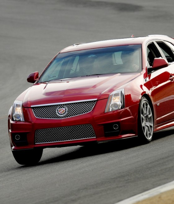Cadillac Cts V Wagon For Sale: 2013 Cadillac CTS-V Wagon Overview