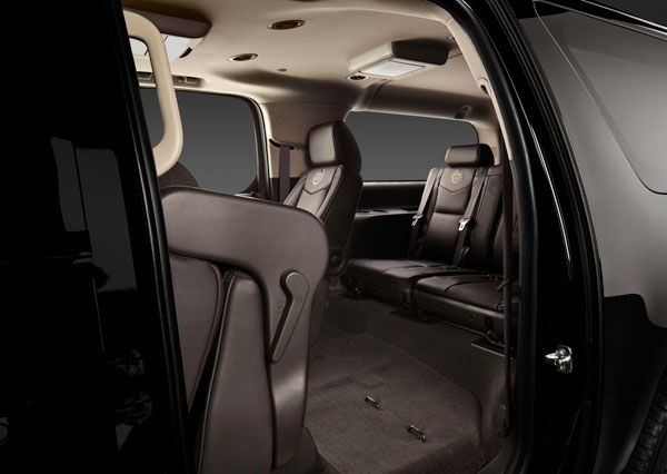 2013 Escalade ESV interior