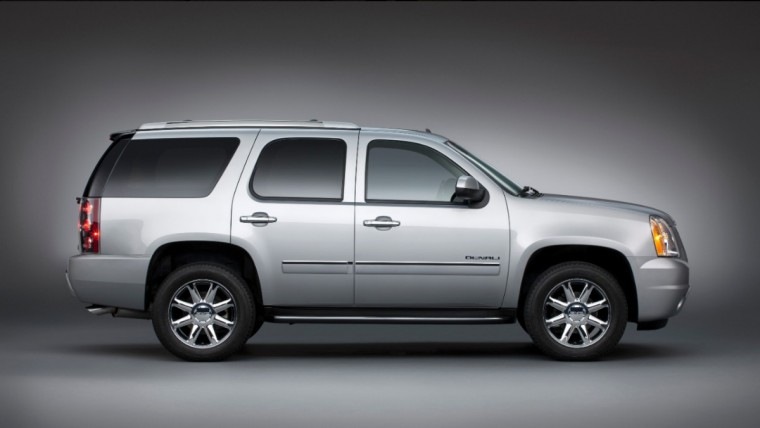 2013 GMC Yukon Overview