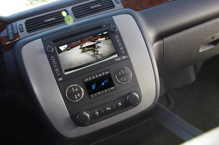 2013 Yukon Console