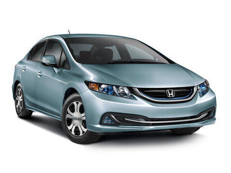 2013 Honda Civic Hybrid overview