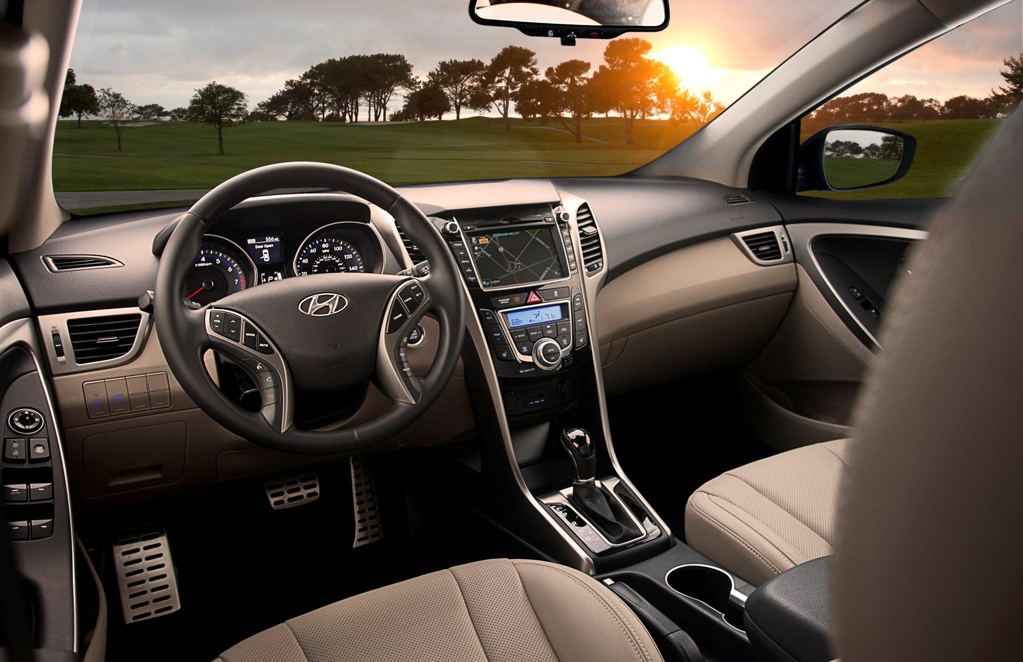 2013 Hyundai Elantra Gt Overview The News Wheel