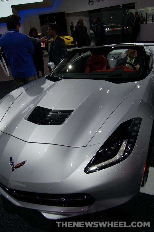 Corvette and ExxonMobil