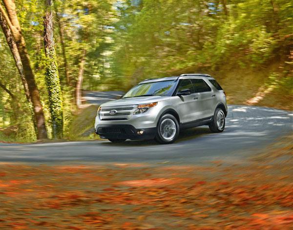 Ford U.S. July sales
