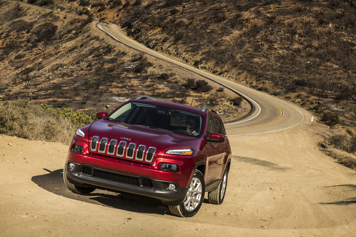 2014 Northwest Outdoor Activity Vehicle of the Year - Jeep Cherokee