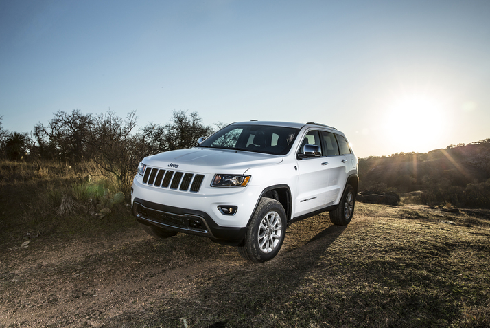 2014 Northwest Outdoor Activity Vehicle of the Year - Jeep Cherokee; Grand Cherokee wins first place in Premium Standard Utility