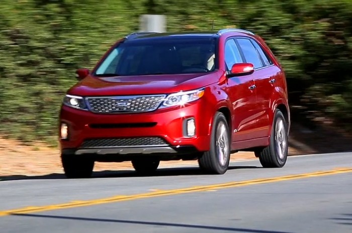 2014 Kia Sorento - 30 Million Kias Sold Worldwide