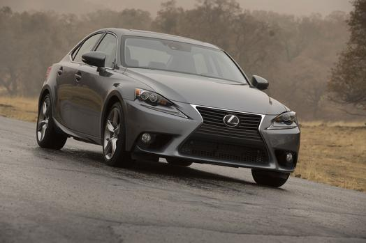Lexus Division April sales