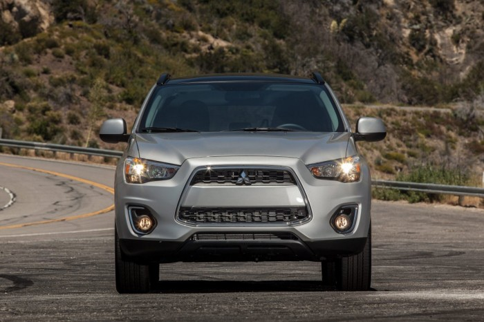 Mitsubishi Sales in May