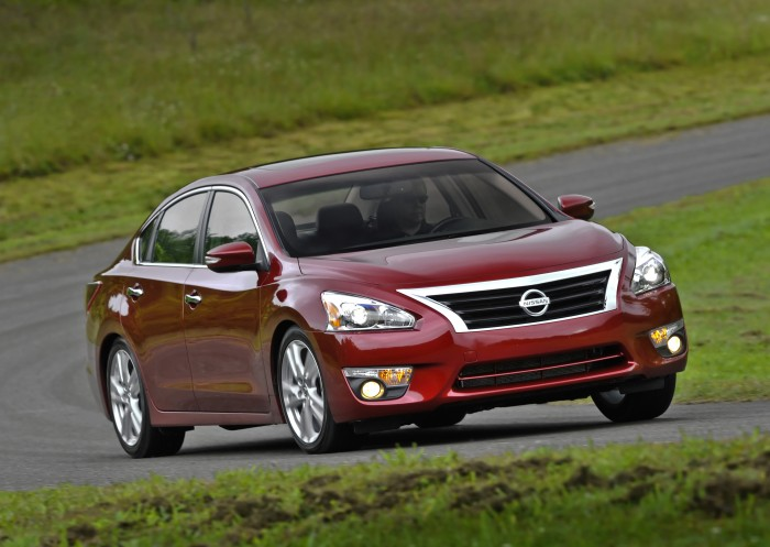 Most Affordable Midsize Sedan