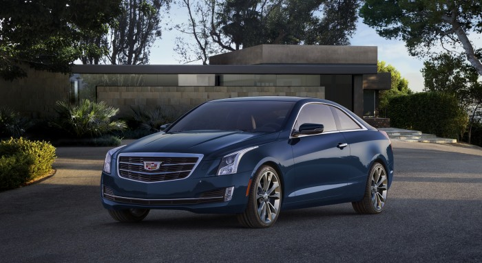 2015 Cadillac ATS Coupe Price