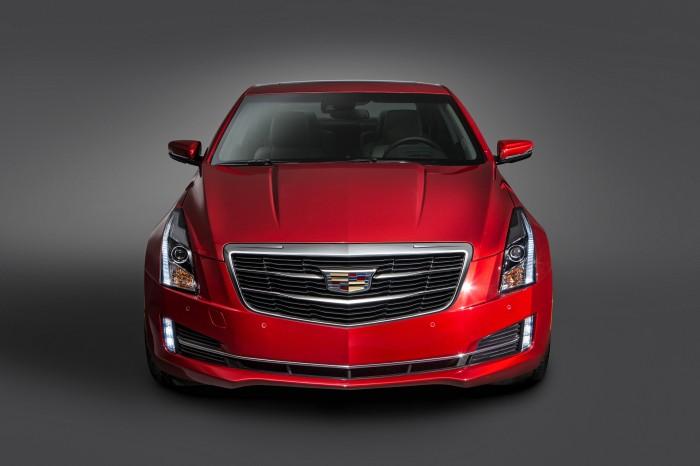 ATS Coupe Design