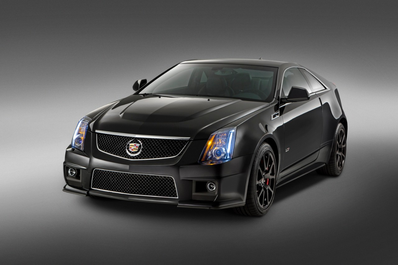 Check out all the updates for the 2015 Cadillac CTS-V Coupe.