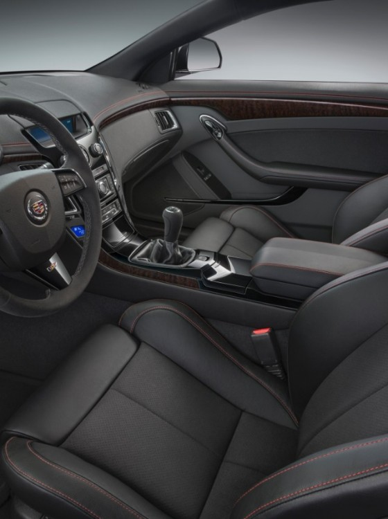 2015 Cadillac Cts V Coupe Appears Before Next Gen V Series The