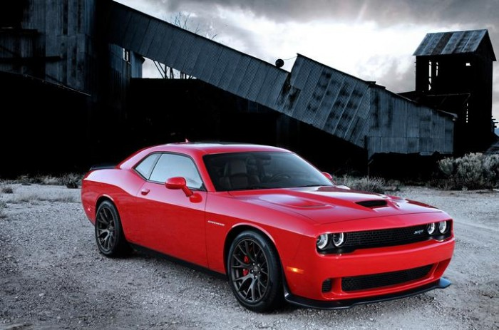 The 2015 Challenger Hellcat is the most powerful muscle car ever.
