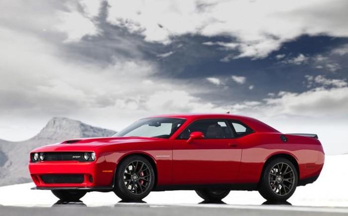 2015 Dodge Challenger SRT Hellcat Overview