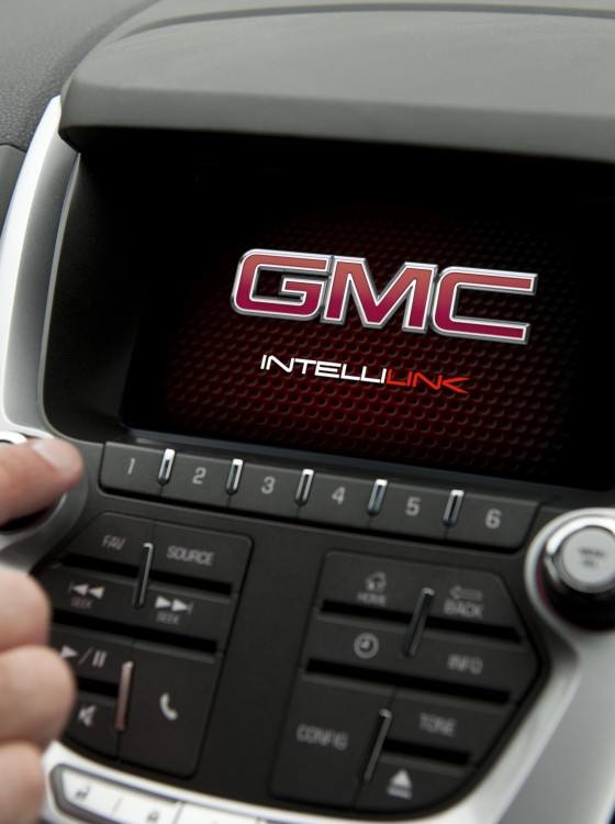 Gmc Canyon Denali >> 2015 Terrain Marks Rollout of GMC OnStar 4G LTE - The News ...