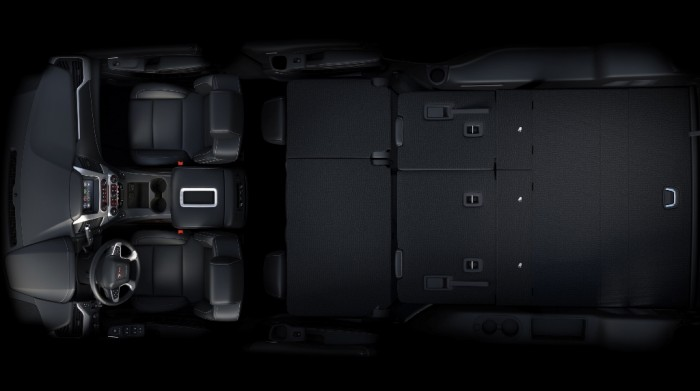 2015 GMC Yukon XL design