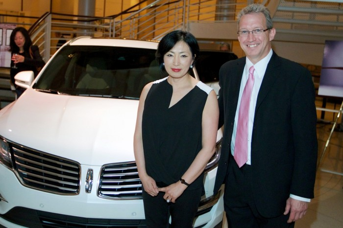 2015 Lincoln MKC at the Chicago Symphony Orchestra