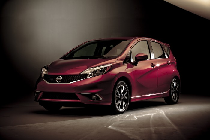 2015 Nissan Versa Note pricing