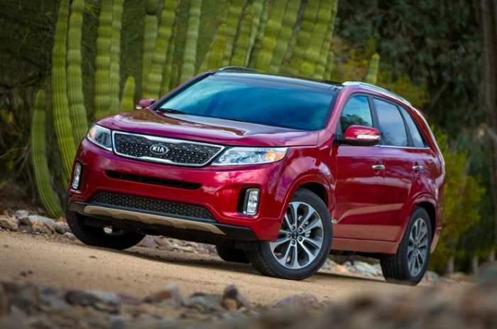 NWAPA Names 2015 Sorento Best Family Vehicle