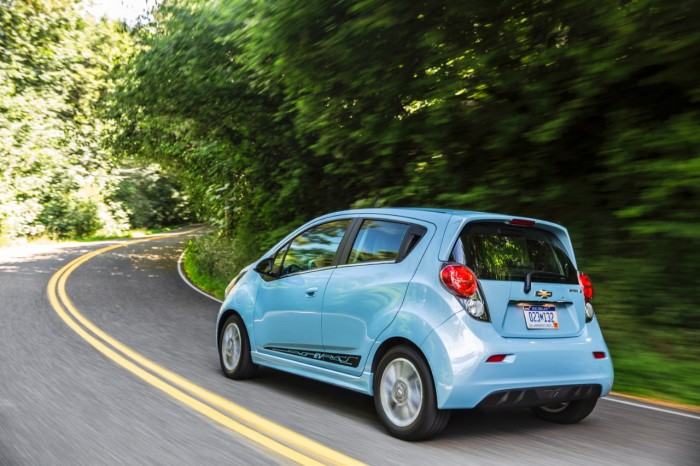 2015 Midwest Chevy Spark EV