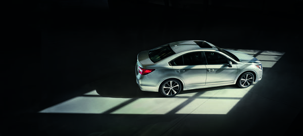 The newly redesigned 2015 Subaru Legacy