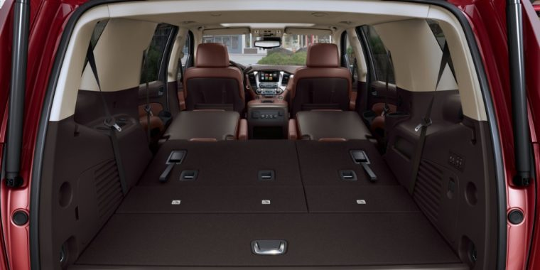 Number Of Third Row Seat Thefts For Gm Suvs Is Reportedly On The